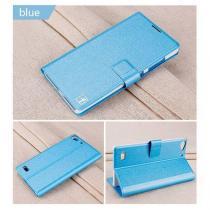 KG pouzdro Wallet Style Lenovo Vibe X2 Blue