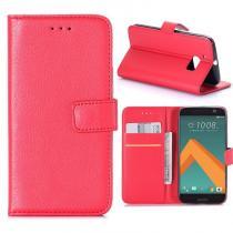 KG pouzdro Wallet Style HTC 10 Red
