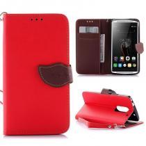 KG pouzdro Wallet Style Lenovo Vibe X3 Red
