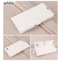 KG pouzdro Wallet Style Lenovo Vibe X2 White