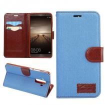 KG pouzdro Wallet Style Huawei Mate 9 Light Blue