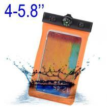 KG univerzální vodotěsné pouzdro Orange