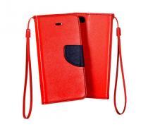 KG pouzdro Wallet Style pro Xiaomi Redmi Note 4 Red