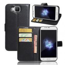 KG pouzdro Wallet Style 2 Doogee X9 Mini Black