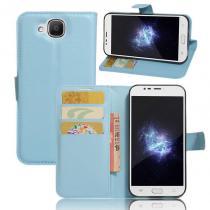 KG pouzdro Wallet Style 2 Doogee X9 Mini Blue