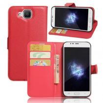 KG pouzdro Wallet Style 2 Doogee X9 Mini Red