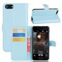 KG pouzdro Wallet Style Doogee X5 Max / X5 Max Pro Blue