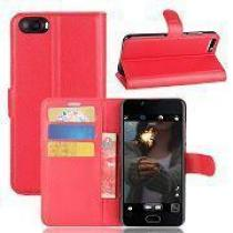 KG pouzdro Wallet Style Doogee X5 Max / X5 Max Pro Red