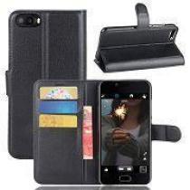 KG pouzdro Wallet Style Doogee X5 Max / X5 Max Pro Black