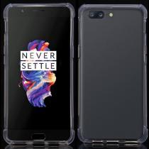 KG silikonové pouzdro OnePlus 5 čiré