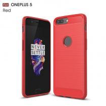 KG silikonové pouzdro OnePlus 5 Red