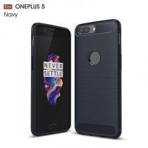 KG silikonové pouzdro OnePlus 5 Navy Blue