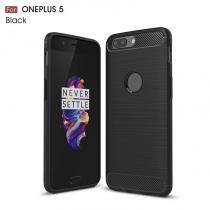 KG silikonové pouzdro OnePlus 5 Black