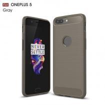 KG silikonové pouzdro OnePlus 5 Gray