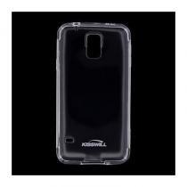 Kisswill TPU Pouzdro Transparent pro Samsung G900 Galaxy S5