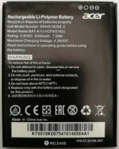 Acer A11 (Liquid Z410), Li-Pol