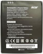 Acer E10 (Liquid Z530), Li-Pol