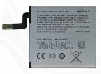 Nokia , BP-4GWA, 2000mAh, Li-Polymer