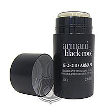 Giorgio Armani Black Code Deo 75 ml