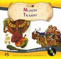Najkrajšie rozprávky 25- Mlynček / Tri kapsy - Linda Perina