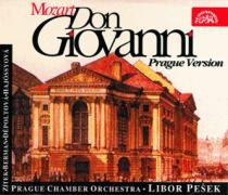 Don Giovanni. Opera o 2 dějstvích (pražská verze) - Mozart Wolfgang Amadeus