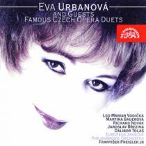 Famous czech opera duets
