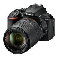 NIKON D5600 + 18-140 mm VR