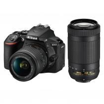 NIKON D5600 + 18-55 mm AF-P VR + 70-300 mm AF-P VR