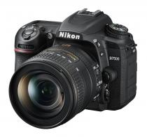 NIKON D7500 + 16-80 mm ED VR