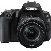 CANON EOS 200D + 18-55 mm IS STM