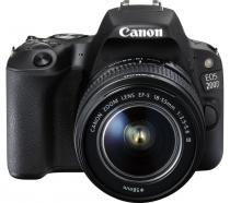 CANON EOS 200D + 18-55 mm DC III