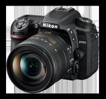 NIKON D7500 + 18-200 mm VR II