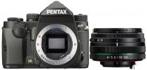 PENTAX KP + 18-50 mm
