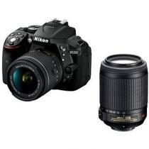 Nikon D5300 + 18-55 mm AF-P VR + 55-200 mm AF-S VR II