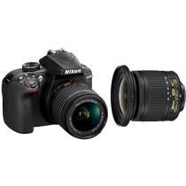 Nikon D3400 + 18-55 mm AF-P + 10-2 0mm AF-P VR