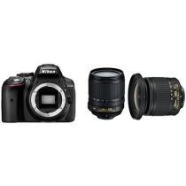 Nikon D5300 + 18-105 mm AF-S VR + 10-20 mm AF-P VR