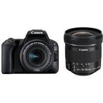 Canon EOS 200D + 18-55 mm IS STM + 10-18 mm IS STM