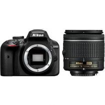 Nikon D3400 + 18-55 mm AF-P