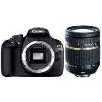 Canon EOS 1300D + Tamron 18-270 mm