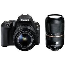 Canon EOS 200D + 18-55 mm IS STM + TAMRON 70-300 mm