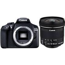 Canon EOS 1300D + 10-18 mm IS STM