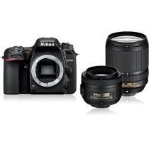 Nikon D7500 + 18-140 mm + 35 mm DX