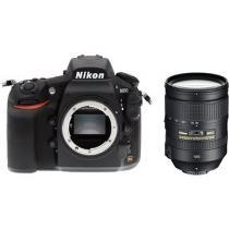 Nikon D810 + Nikkor 28-300 mm VR