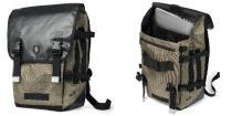 Crumpler Muli Backpack L black tarpaulin khaki
