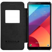 Nillkin Flipové knížkové QIN S View LG G6 Černé