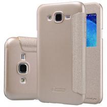 Nillkin Sparkle S-View LG K4 K120 zlaté