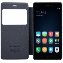 Nillkin Sparkle S-View Xiaomi Redmi 4 černé