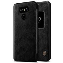 Nillkin Qin S-View LG G6 black