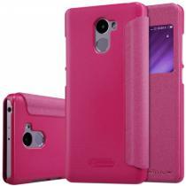 Nillkin Sparkle S-View Xiaomi Redmi 4 růžové