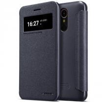 Nillkin Sparkle S-View LG K10 2017 black